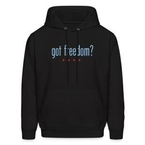 Got Freedom Hoodie - Men's Hoodie