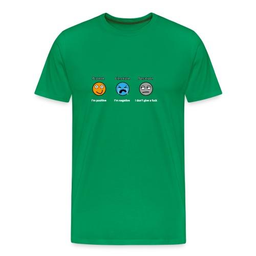 Electron Proton Neutron - Men's Premium T-Shirt