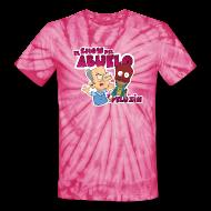 T-Shirts ~ Unisex Tie Dye T-Shirt ~ El Show del Abuelo