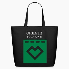 Create Your Own - Eco Friendly Tote Bag