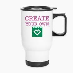 White Mugs Drinkware Spreadshirt