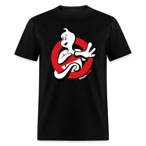 GusAintFraidOfNoGhost-Tee - Men's T-Shirt