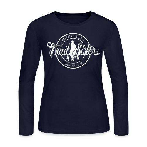 Minnesota Trail Sisters- Long Sleeve Shirt - Women's Long Sleeve Jersey T-Shirt