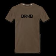 T-Shirts ~ Men's Premium T-Shirt ~ DRMB Military Stencil