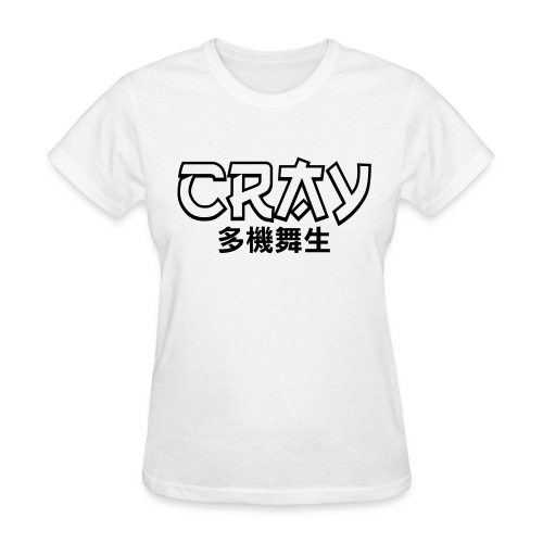 CRAY OUTLINE - Women's T-Shirt