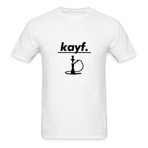 Kayf Apparel Hookah Shirt - Men's T-Shirt
