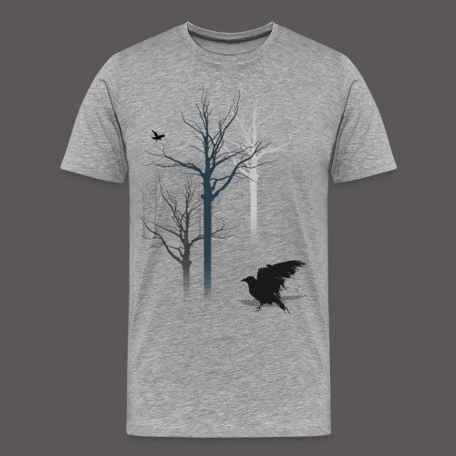TREES 4 - Men's Premium T-Shirt