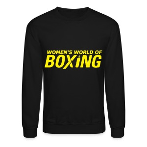 Crewneck Sweatshirt - Boxing T-Shirts,Boxing Tee Shirts,Case,Custom Made T-Shirts,Custom Made Tee Shirts,Gifts,No Bully Zone,Novelty T-Shirts,Personalized T-Shirts,Personalized Tee Shirts,Women's T-Shirts,Women's Tee Shirts,iPad,iPhone