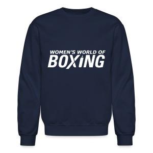 Crewneck Sweatshirt - iPhone,iPad,Women's Tee Shirts,Women's T-Shirts,Personalized Tee Shirts,Personalized T-Shirts,Novelty T-Shirts,No Bully Zone,Gifts,Custom Made Tee Shirts,Custom Made T-Shirts,Case,Boxing Tee Shirts,Boxing T-Shirts