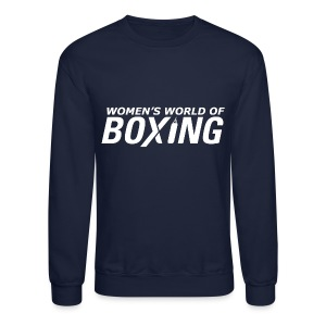 Crewneck Sweatshirt - iPhone,iPad,Women's Tee Shirts,Women's T-Shirts,Personalized Tee Shirts,Personalized T-Shirts,Novelty T-Shirts,No Bully Zone,Gifts,Custom Made Tee Shirts,Custom Made T-Shirts,Case,Boxing Tee Shirts,Boxing T-Shirts