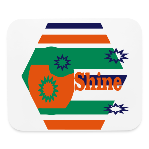 Shine - Mouse pad Horizontal