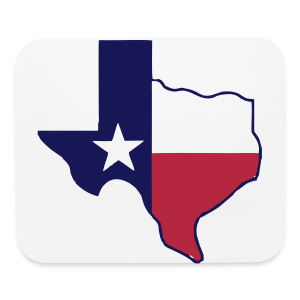 Texas - Mouse pad Horizontal