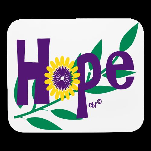 Hope - Mouse pad Horizontal