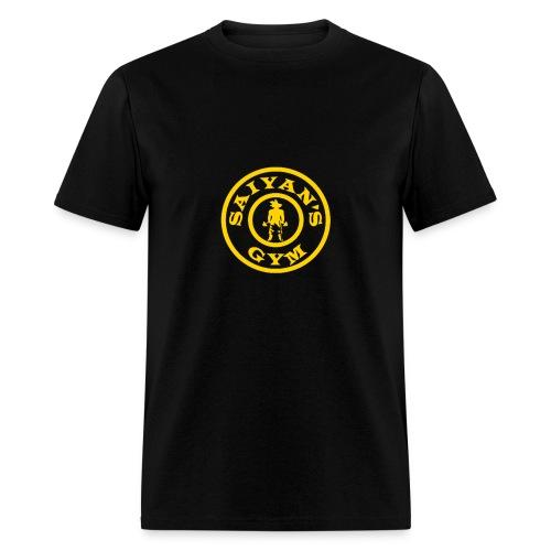Saiyan's Gym T Shirt - Men's T-Shirt