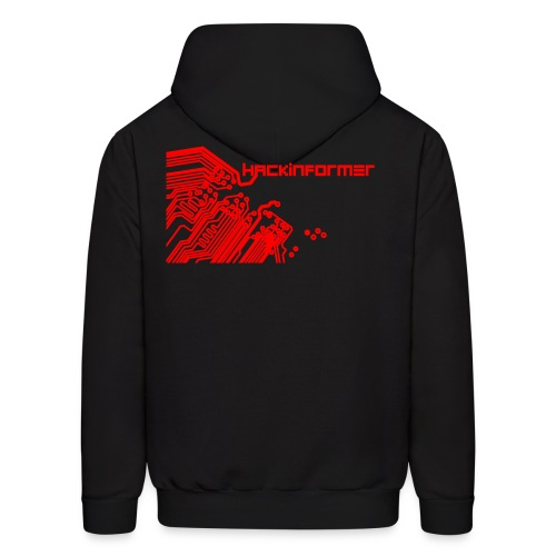 new re template copy.png - Men's Hoodie