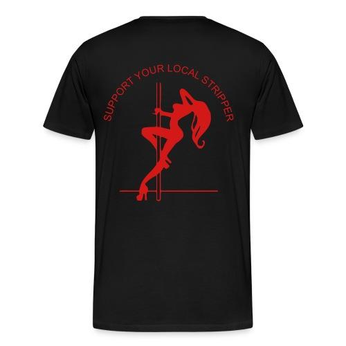 EAST COAST ADULT ENTERTAINMENT - Men's Premium T-Shirt