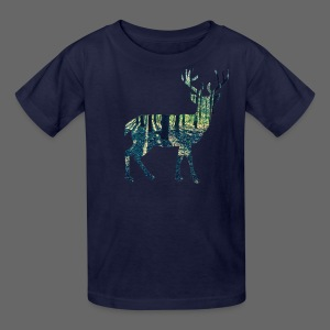 Michigan Deer - Kids' T-Shirt