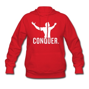 CONQUER - Women's Hoodie