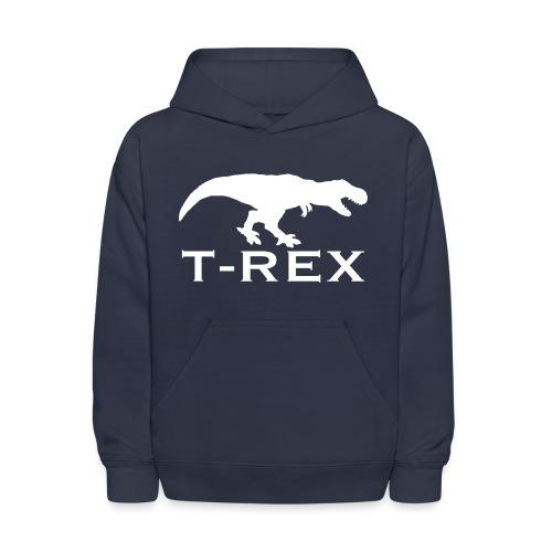 T- Rex - Kids' Hoodie