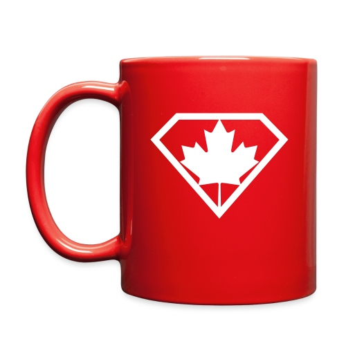 Super Canada - Full Color Mug