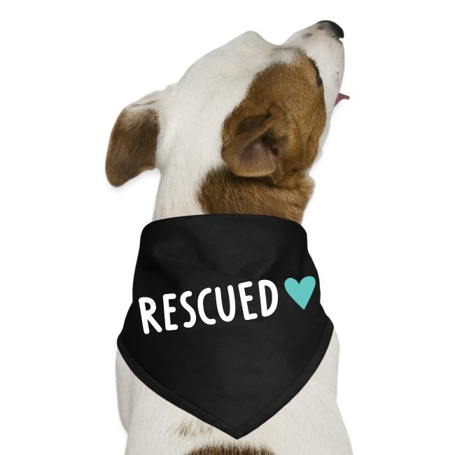 Rescued: Dog Bandana
