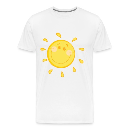 Daddy and Me Sunshine Dad T-Shirt - Men's Premium T-Shirt