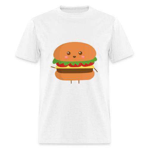 Cute Hamburger Shirt - Men's T-Shirt