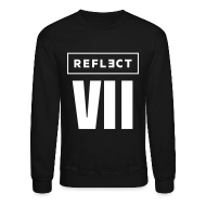 Long Sleeve Shirts ~ Crewneck Sweatshirt ~ REFLECT VII Sweat Shirt