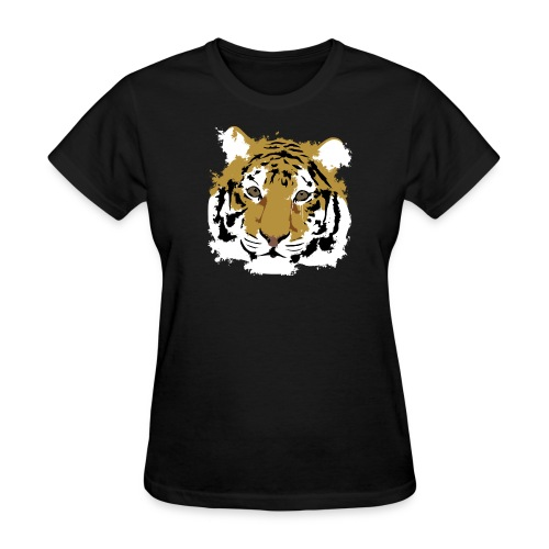 Tiger Tee - Women's T-Shirt
