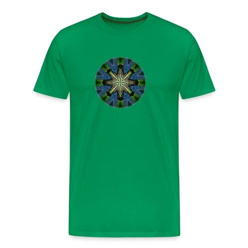 Soaring Spirit Mandala Tee - Men's Premium T-Shirt