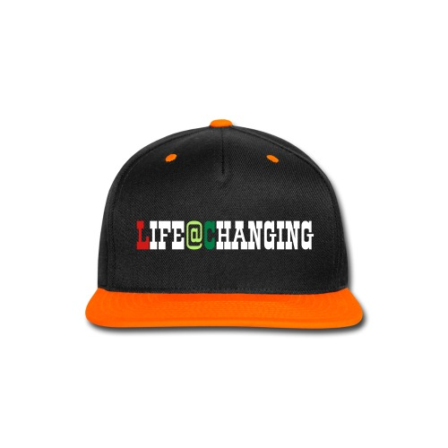 Life@Changing - Snap-back Baseball Cap