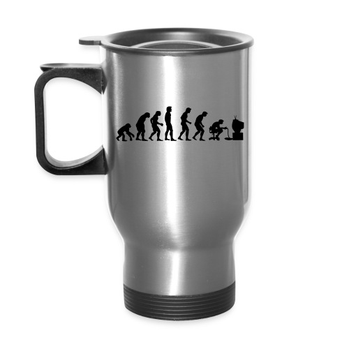 Evolution of gamers - Travel Mug