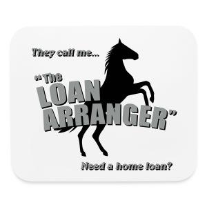 Loan Arranger Pad - Mouse pad Horizontal