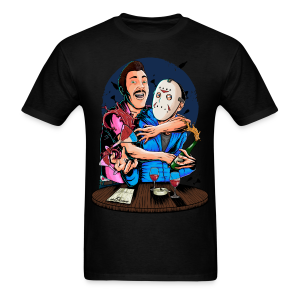 Carlos & Delirious - Men's T-Shirt