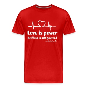 Love Power - Men's Premium T-Shirt