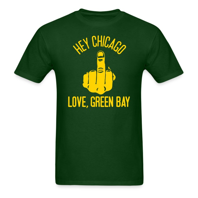 Love green bay t shirt spreadshirt for South bay t shirts