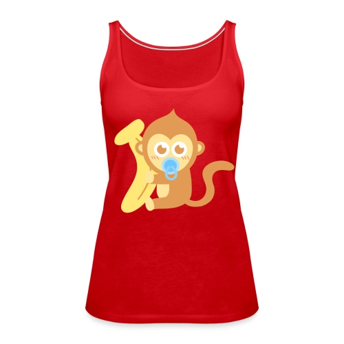 Monkey Tank - Women's Premium Tank Top