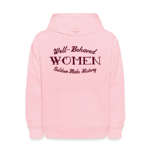 Well-Behaved Kids' Hoodie - Kids' Hoodie