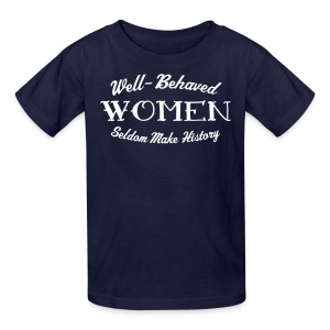 Well-Behaved Kids' T-Shirt - Kids' T-Shirt