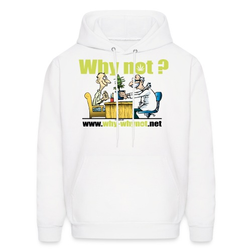 Whynot-plant - Men's Hoodie