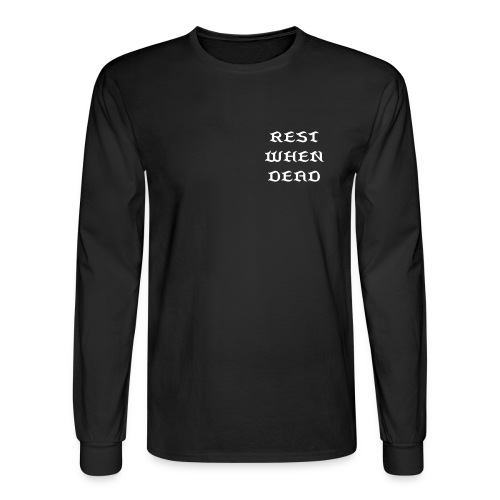 RWD - Men's Long Sleeve T-Shirt