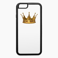 Crown Of King iPhone 6 Rubber Case