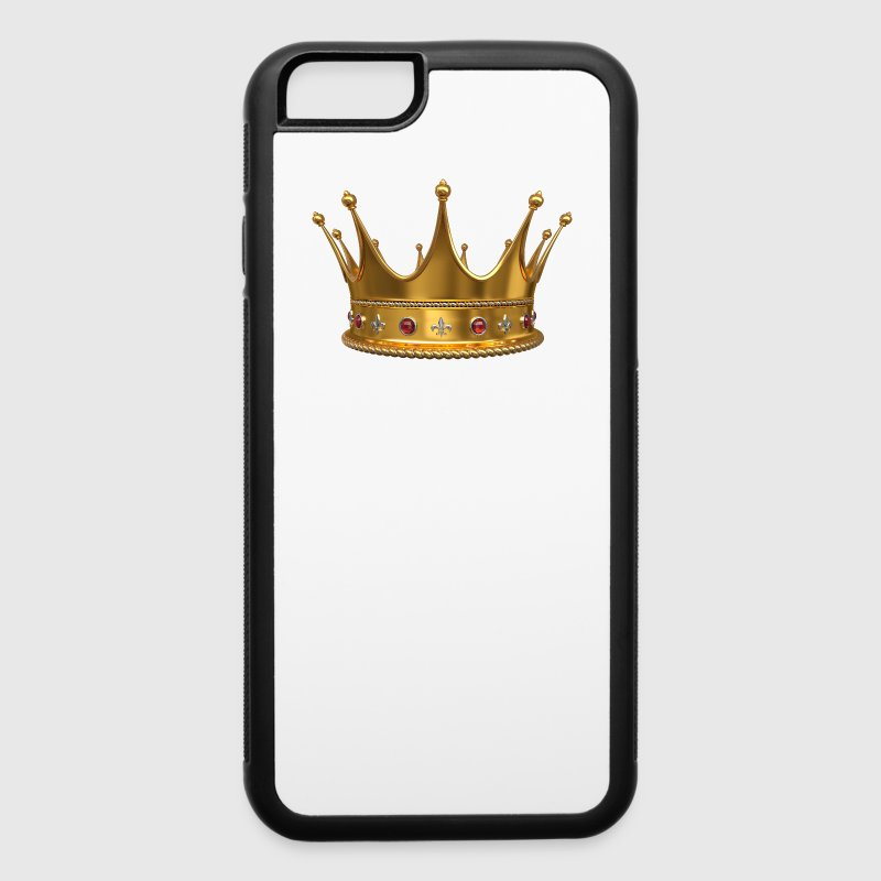 Crown Of King iPhone 6 Rubber Case - iPhone 6/6s Rubber Case