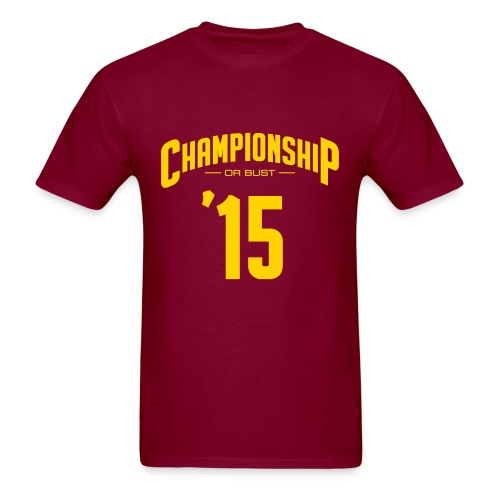 Championship 15 - 1R - Men's T-Shirt