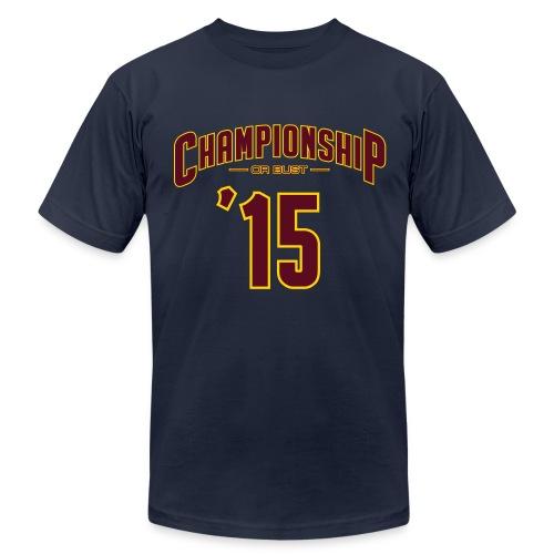 Championship 15 - 2B - Men's Fine Jersey T-Shirt