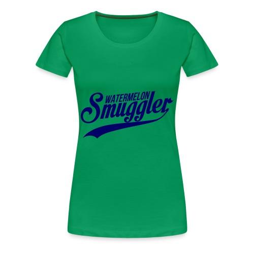 WaterMelon Smuggler Shirt - Women's Premium T-Shirt