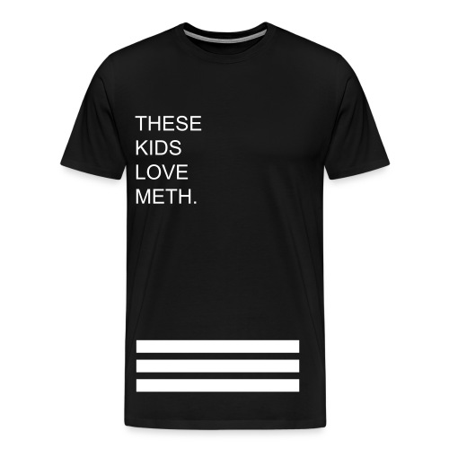 Meth T-Shirt - Men's Premium T-Shirt
