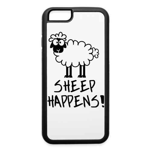 Shit Happens - iPhone 6/6s Rubber Case