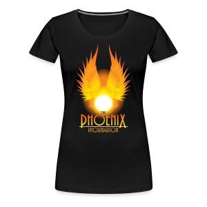Phoenix Phoundation T-Shirt (Women's) - Women's Premium T-Shirt