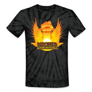 Phighter Tie-Dye Shirt (Unisex) - Unisex Tie Dye T-Shirt